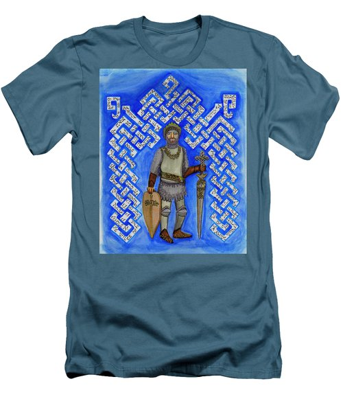 Full Armor Of Yhwh Man Men's T-Shirt (Athletic Fit)