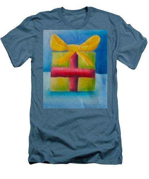 Holiday Fun Men's T-Shirt (Slim Fit) by Joshua Maddison