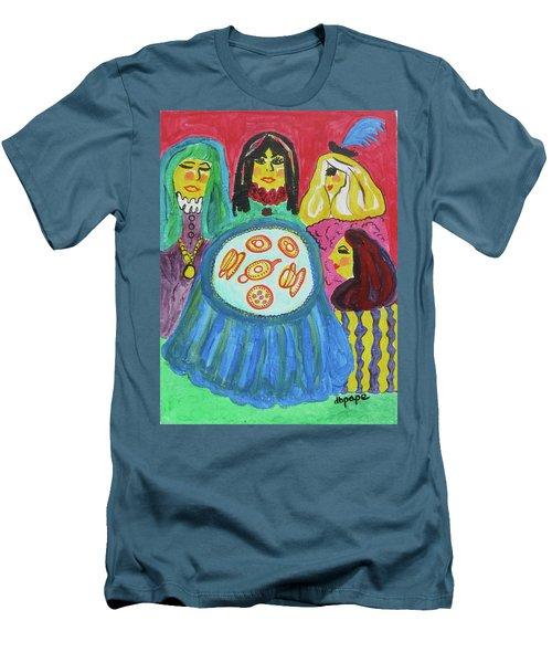 Girlfriends Men's T-Shirt (Athletic Fit)