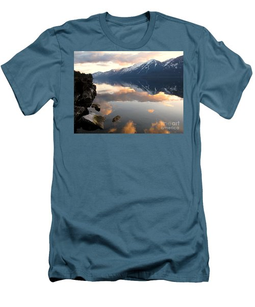 Glorious Sunset Men's T-Shirt (Athletic Fit)