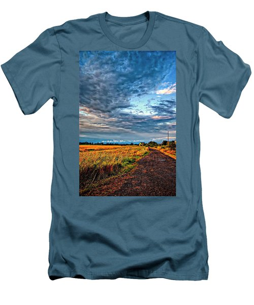 Goin' Home Men's T-Shirt (Athletic Fit)