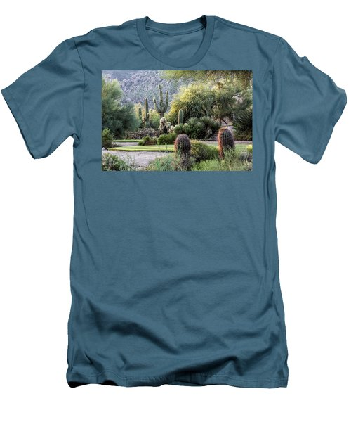 Golf Paradise Men's T-Shirt (Athletic Fit)