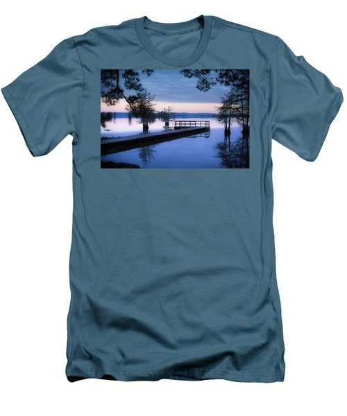 Good Morning For Fishing Men's T-Shirt (Athletic Fit)