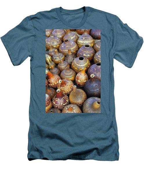 Gourds In Kenya Men's T-Shirt (Athletic Fit)