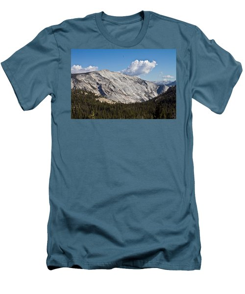 Granite Mountain Men's T-Shirt (Slim Fit) by Brian Williamson