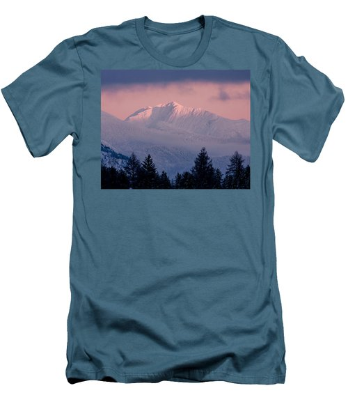 Men's T-Shirt (Slim Fit) featuring the photograph Great Northern by Jack Bell