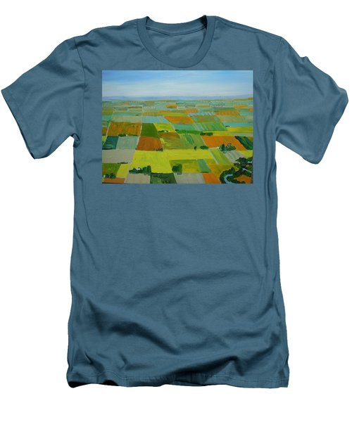 Great Plains Men's T-Shirt (Athletic Fit)