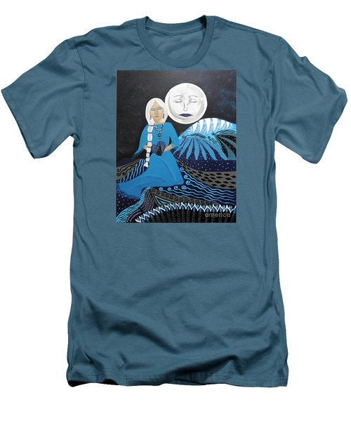 Guardian Of The Dream Time Men's T-Shirt (Athletic Fit)