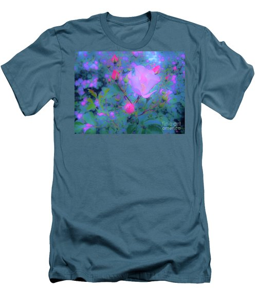 Gypsy Rose - Flora - Garden Men's T-Shirt (Athletic Fit)