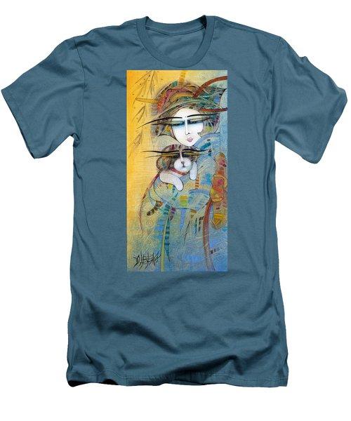 Haiku Men's T-Shirt (Athletic Fit)
