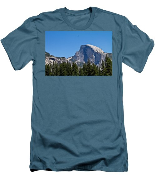 Half Dome Men's T-Shirt (Slim Fit) by Brian Williamson