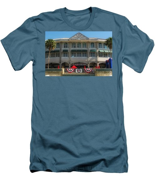 Hammond Stadium Men's T-Shirt (Athletic Fit)