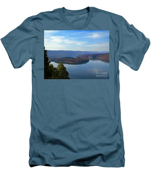 Hawn's Overlook Men's T-Shirt (Athletic Fit)