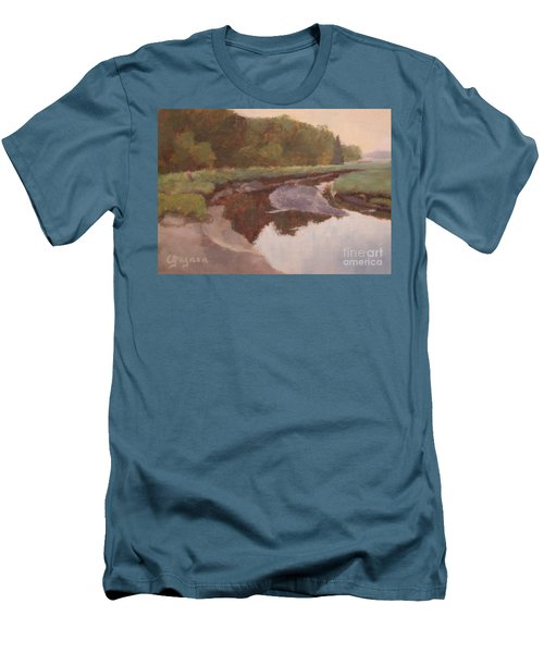 Hazy Day Men's T-Shirt (Athletic Fit)