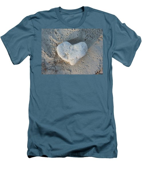 Heart Stone Photography Men's T-Shirt (Athletic Fit)