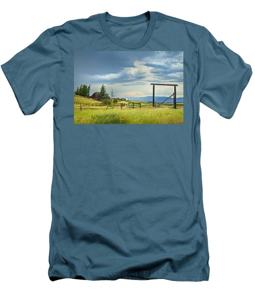 High Country Farm Men's T-Shirt (Athletic Fit)