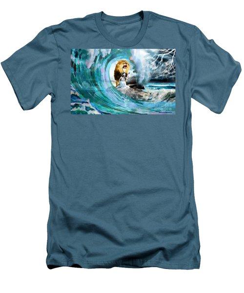 Holy Roar Men's T-Shirt (Athletic Fit)