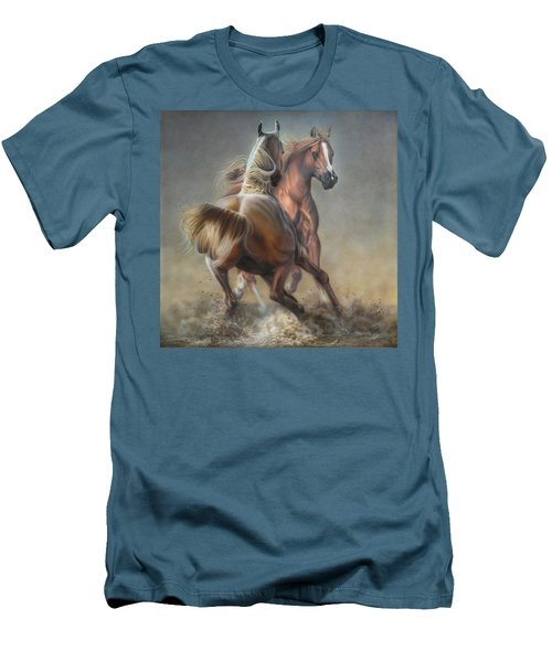 Horseplay Men's T-Shirt (Athletic Fit)