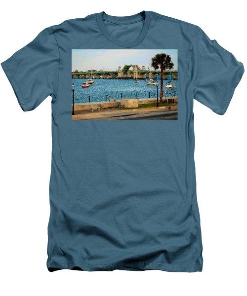 Idyllic Men's T-Shirt (Athletic Fit)