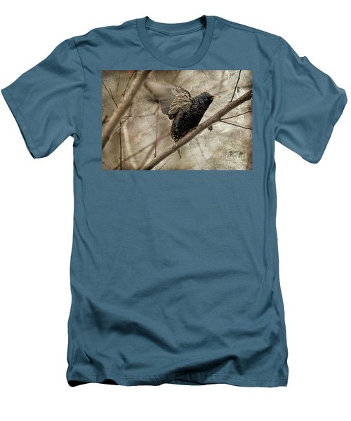 I'm Outta Here Men's T-Shirt (Athletic Fit)