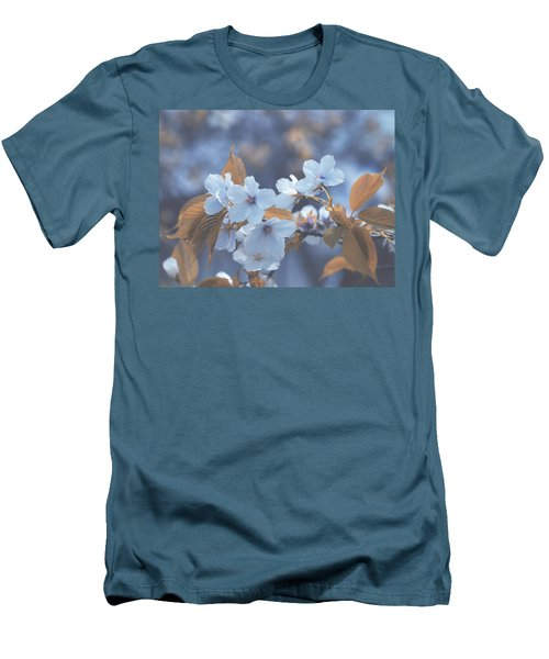 In Blue Men's T-Shirt (Athletic Fit)