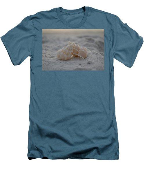 In Your Light Men's T-Shirt (Slim Fit) by Melanie Moraga