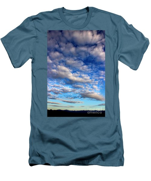 Influence Of Dusk Men's T-Shirt (Slim Fit) by Michael Eingle