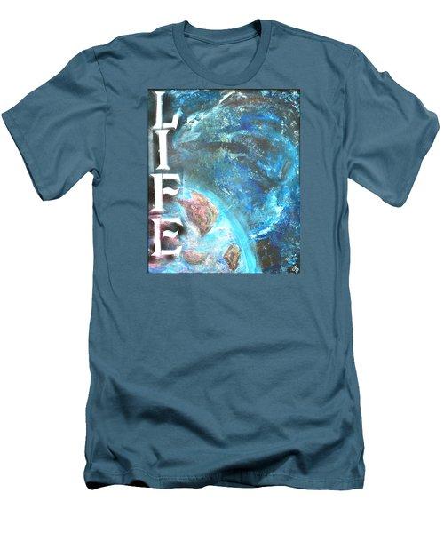 Intelligent Life Men's T-Shirt (Athletic Fit)
