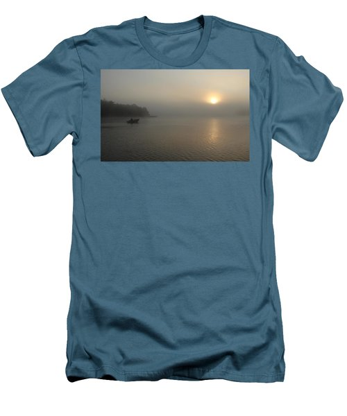 Into The Fog  Men's T-Shirt (Athletic Fit)