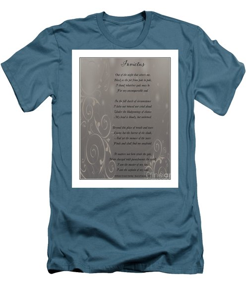 Invictus Tribute 2 Men's T-Shirt (Athletic Fit)