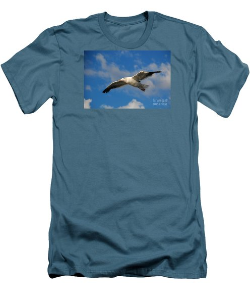 Jonathan Livingston Men's T-Shirt (Athletic Fit)