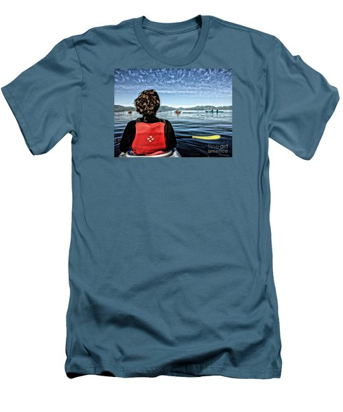Ketchikan Men's T-Shirt (Athletic Fit)