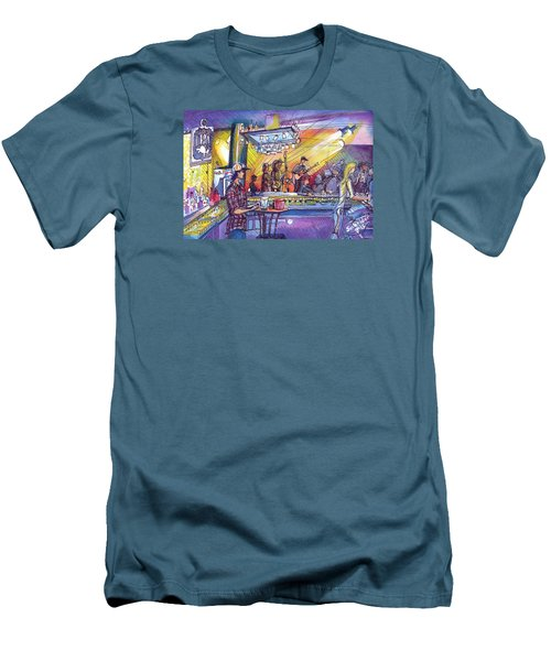 Kitchen Dwellers  Men's T-Shirt (Athletic Fit)