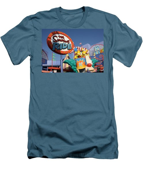 Krusty Men's T-Shirt (Athletic Fit)