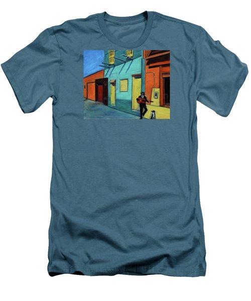 La Boca Morning II Men's T-Shirt (Athletic Fit)