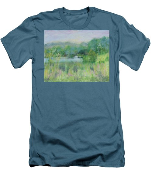 Lake Isaac Impressions Men's T-Shirt (Athletic Fit)
