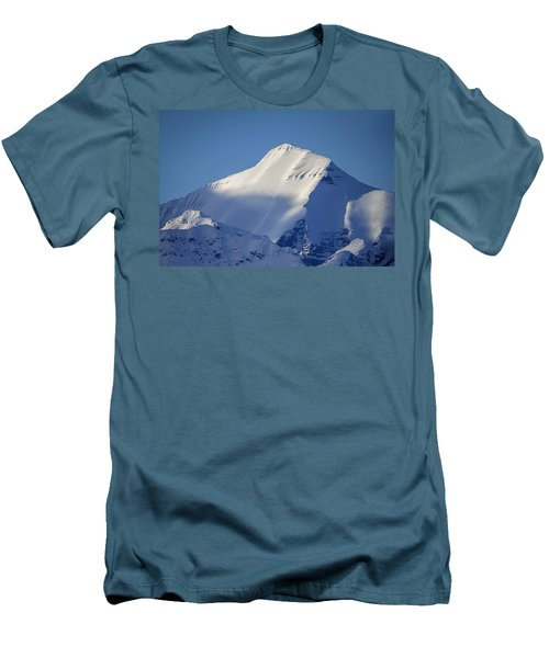 Men's T-Shirt (Slim Fit) featuring the photograph Last Light Of The Day by Jack Bell