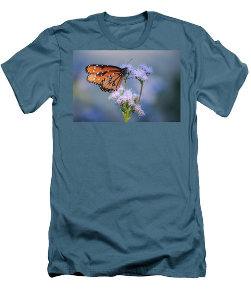 8x10 Metal - Queen Butterfly Men's T-Shirt (Athletic Fit)