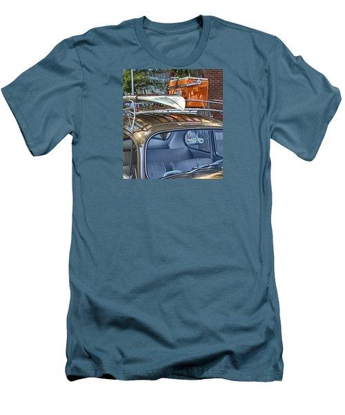 Let's Go Surfing Men's T-Shirt (Athletic Fit)