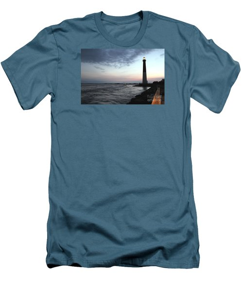 Light At Dawn Men's T-Shirt (Slim Fit) by David Jackson
