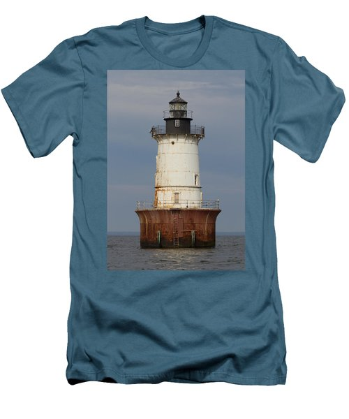 Lighthouse 3 Men's T-Shirt (Athletic Fit)