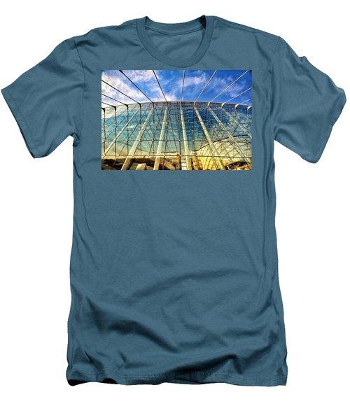 Lines Men's T-Shirt (Athletic Fit)