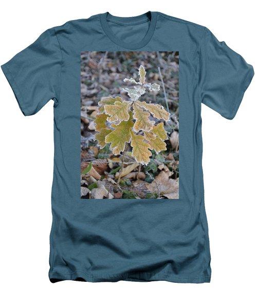 Men's T-Shirt (Slim Fit) featuring the photograph Little Oak by Felicia Tica
