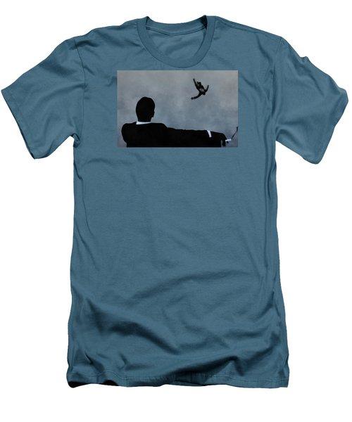 Mad Men Art Men's T-Shirt (Athletic Fit)