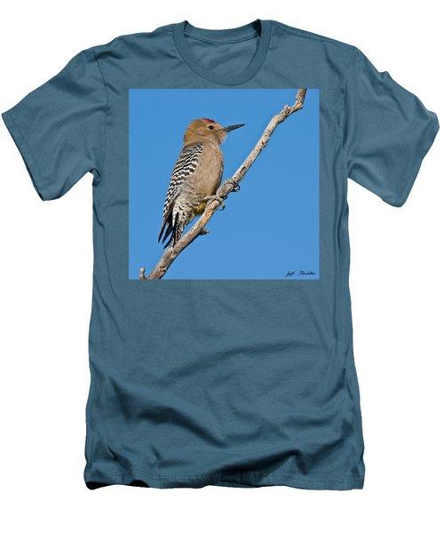 Male Gila Woodpecker Men's T-Shirt (Athletic Fit)