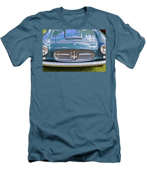 Maserati A6g 54 2000 Zagato Spyder 1955 Men's T-Shirt (Athletic Fit)