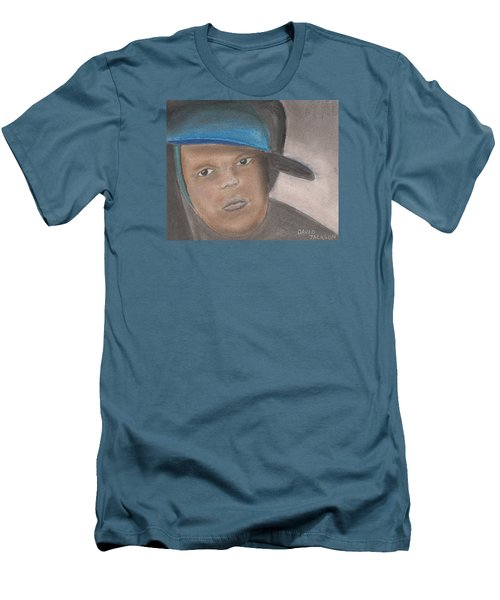 Master Guy Men's T-Shirt (Slim Fit) by David Jackson
