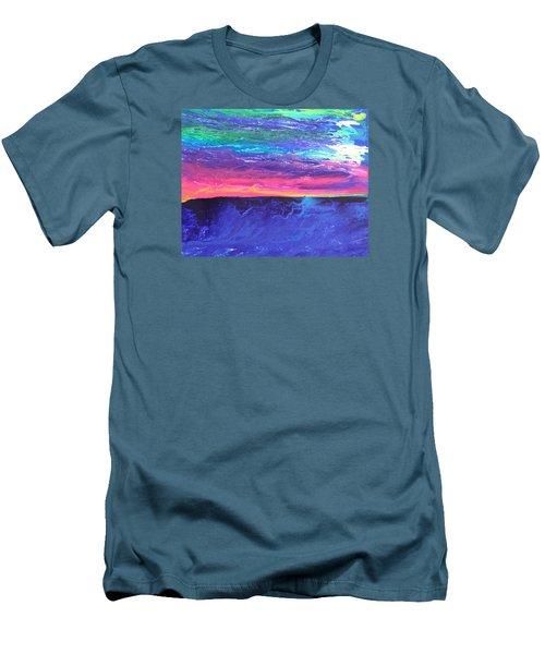 Maui Sunset Men's T-Shirt (Slim Fit) by Ralph White
