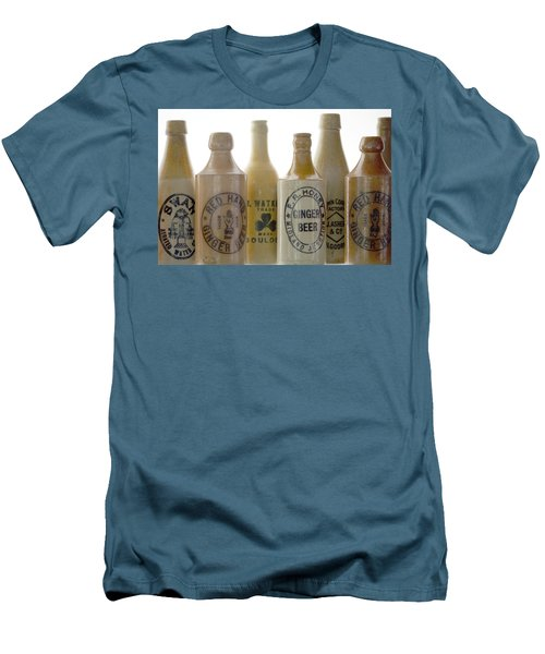 Memories In A Bottle Men's T-Shirt (Slim Fit) by Holly Kempe