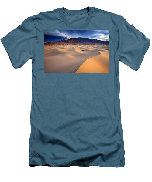 Mesquite Gold Men's T-Shirt (Slim Fit) by Darren  White